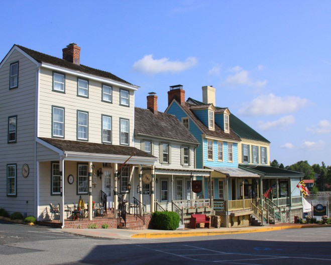 Chesapeake City MD (by Dick Legate)