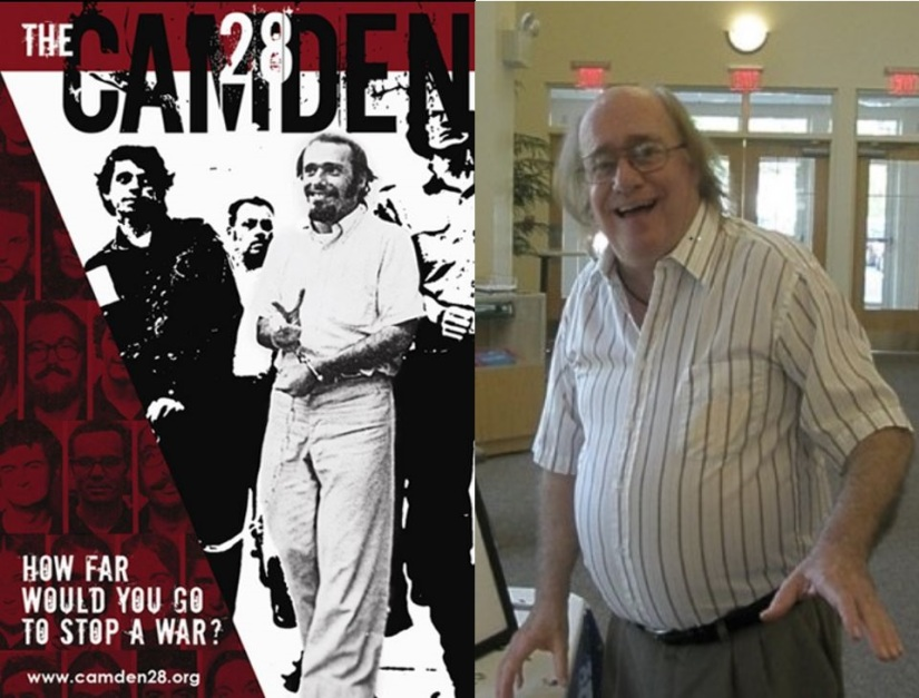 John Swinglish, a member of the Camden 28, has died