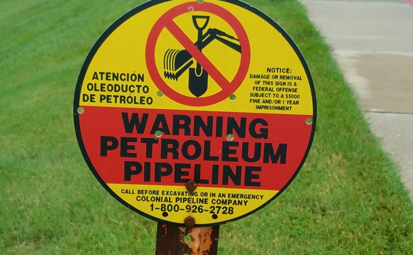 "Howard County has a ""Dakota Access"" pipeline right in our back yard"