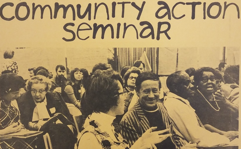 How government and nonprofit services came to be in HoCo