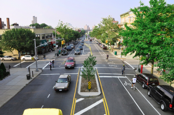 "The future of transportation is ""Complete Streets"""