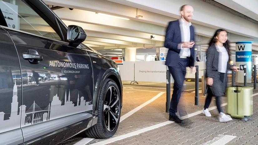Autonomous Vehicle Technology coming to MerriweatherDistrict