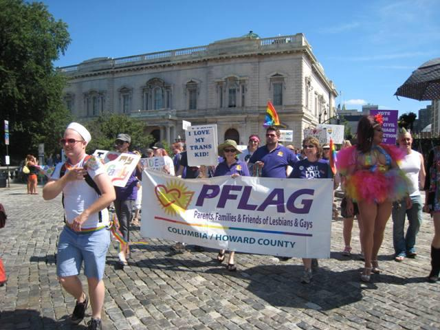 The LGBTQ+ community is under attack; Howard County hasPFLAG